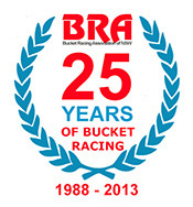 25 years of bucket Racing