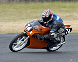 74 Ron Carrick Eastern Creek 2010
