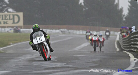 16 Michael in the wet