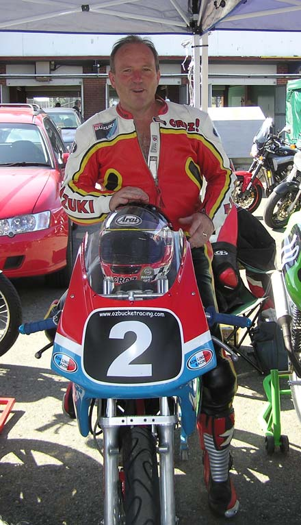 The Croz at the BRA display at Eastern Creek 2011